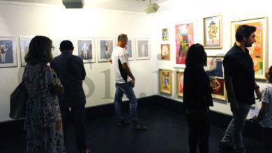 Photo of Trece artistas expoñen no Barco no marco da II edición de enBarcArte