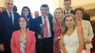 Photo of O equipo liderado polo oncólogo valdeorrés Rafael López, Premio ECO