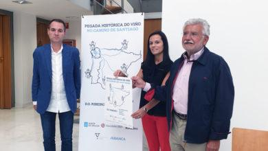 Photo of O Ribeiro promove un simposio sobre a pegada histórica do viño no Camiño de Santiago