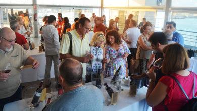 Photo of O Túnel do Viño da D.O. Monterrei en Castellón reúne a un cento de persoas