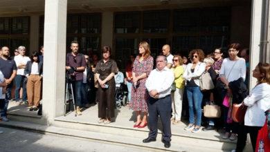 """Photo of Minuto de silencio no Concello de Xinzo """"para manifestar a total repulsa ante o triple crime machista de Valga"""""""