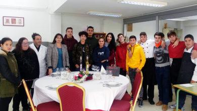 Photo of Charla formativa ao alumnado do ciclo de FP de Cociña e Restauración do IES Lagoa de Antela, en Xinzo