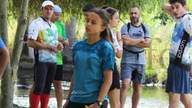 Photo of Mailén Aller (Peña Trevinca Barco) volve destacar na liga galega de orientación a pé