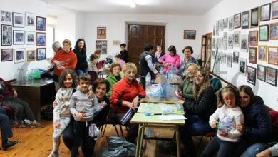 Photo of Comezan os obradoiros de decoración navideña na Rúa Vella