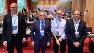 Photo of Manuel Baltar asume a presidencia da Asociación de Cidades Históricas Termais de Europa