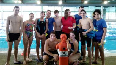 Photo of A liga galega de salvamento e socorrismo deportivo en augas cerradas, comeza en Ourense