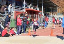 Photo of Primeira xornada no Barco da VIII Liga galega de atletismo de categorías menores de inverno