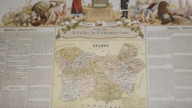 Photo of Unha viaxe polos antigos mapas de Galicia, en Verín