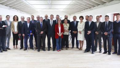 Photo of Xuntanza da conselleira de Infraestruturas coa Federación Galega da Construción