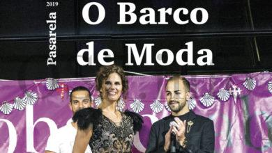 Photo of A Pasarela O Barco de Moda 2019, nun suplemento do número de outubro de O Sil