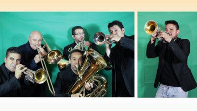 Photo of Concerto do ensemble de metais e percusión da Caribbean Brass no Auditorio do CMUS de Ourense