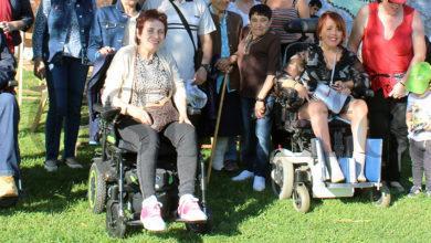 Photo of Unha socia de Disvalia benefíciase dunha doazón da Fundación Roviralta de Barcelona
