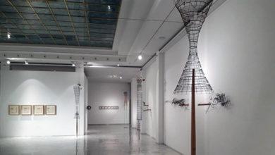 """Photo of A Sala Valente de Ourense acolle a exposición """"Liña de flotación"""", do ourensán Xavier Cuíñas"""