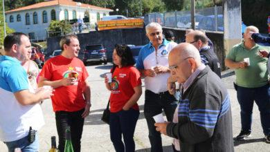 Photo of Os Radioafeccionados de Trives participaban no 17 Merca-Radio Fene