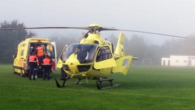 Photo of Un veciño de Quiroga é evacuado en helicóptero tras sufrir un accidente doméstico