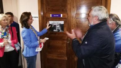 Photo of Unha emotiva homenaxe a Etelvino Blanco enche a Casa Sindical de Ourense