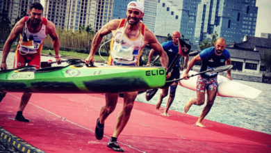 Photo of O barquense Jesús Rodríguez faise co ouro en K-2, o seu segundo metal no mundial máster de maratón de China