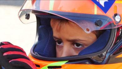 Photo of O piloto barquense Leo Pérez, subcampión de Karting de Castela e León en categoría Rookie