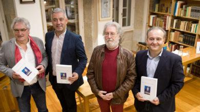 """Photo of O xornalista Paco López-Barxas presenta o libro """"Ben-Cho-Shey inédito"""" en Santiago"""