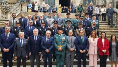 Photo of Celebración da Patroa da Garda Civil en Ourense