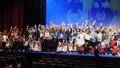 Photo of O X OUFF Escola entrega os seus premios