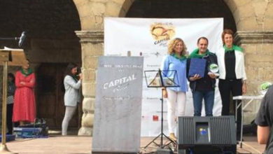 Photo of Parada de Sil, bronce no certame para escoller á capital rural de España