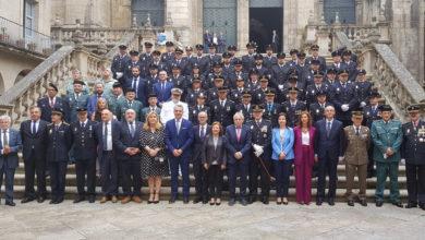 Photo of A Policía Nacional celebra en Ourense a festividade dos Anxos Custodios