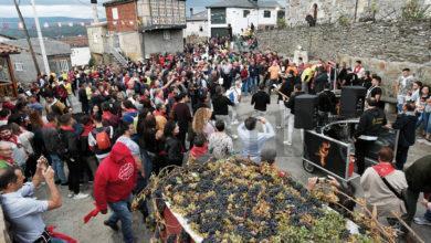 Photo of Punxeiro (Viana do Bolo) ultima a súa XIII Festa da Vendima