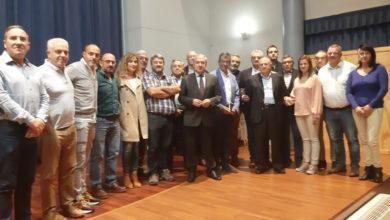 Photo of O alcalde de Sober, reelixido presidente do Consorcio de Turismo Ribeira Sacra