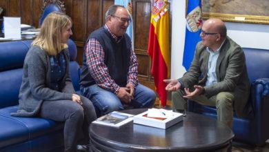Photo of A Deputación de Ourense renova a colaboración coa Ruta do Viño de Valdeorras