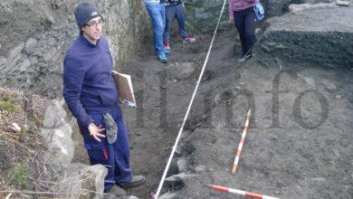 """Photo of Carlos Tejerizo, arqueólogo: """"O Castro de Valencia do Sil é único por moitos motivos"""""""