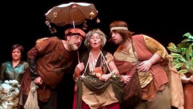 Photo of O grupo Sangue de Dragón actuará este sábado na Mostra de Teatro Amador do Carballiño