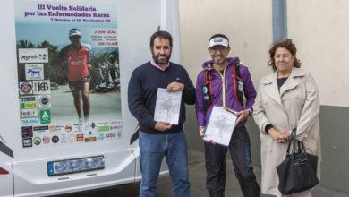 Photo of A III Volta Solidaria a España polas Enfermidades Raras fai parada en Verín