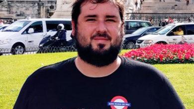 Photo of Xosé Miguel Pérez, de Río, vogal da nova demarcación galega do Colexio de Enxeñeiros Técnicos de Telecomunicacións