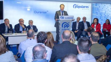 Photo of Feijóo asiste á xunta directiva do PP de Ourense