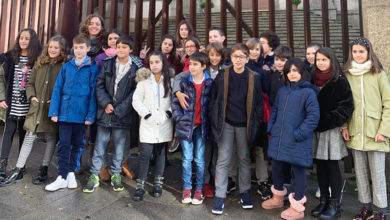 Photo of Os nenos do CLIA do Barco asisten ao VII Foro de Participación Infantil, no Parlamento de Galicia