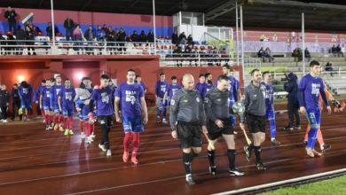 Photo of Fútbol á luz dos focos en Calabagueiros, contra a violencia machista