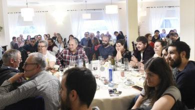 Photo of Gran diversidade de cogomelos, xantar gourmet e humor, nas XX Xornadas Micolóxica do Club Montaña Trives
