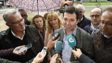 """Photo of Gonzalo Caballero: """"O único voto útil para o cambio é o voto ao PSOE"""""""
