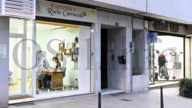 Photo of Esteticista's Rocío Carracedo estrea novo local, na rúa Dr. Pérez Lista do Barco