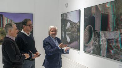 Photo of A Vía da Prata a través de fotografías 3D, no Centro Cultural Marcos Valcárcel
