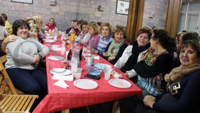 Photo of Doces, castañas e chourizos no magosto das Amas de Casa do Barco