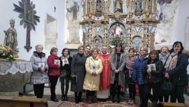 Photo of O coro Voces de San Martiño (Manzaneda) ameniza a misa na honra ao patrón da parroquia