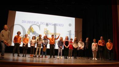 Photo of Os nenos protagonizan a conmemoración do Día Internacional da Infancia no Barco