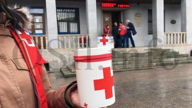 """Photo of """"Día de la Banderita"""" de Cruz Vermella, na Rúa"""