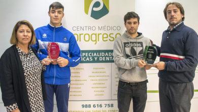 Photo of O Sala Ourense premia aos seus mellores xogadores do mes de outubro