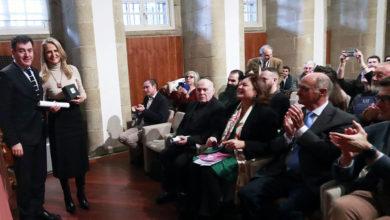"""Photo of Román Rodríguez cualifica aos camiños de Santiago como """"creadores de talento"""" na entrega dos Premios Pentafinium"""