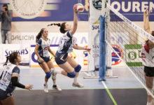 Photo of O CV Aceites Abril de Ourense cae ante un potente Voleibol Sanse