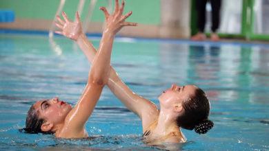 Photo of Ábrese a tempada de natación artística na piscina Rosario Dueñas de Ourense