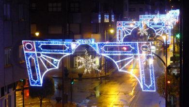 Photo of O Barco estrea iluminación de Nadal